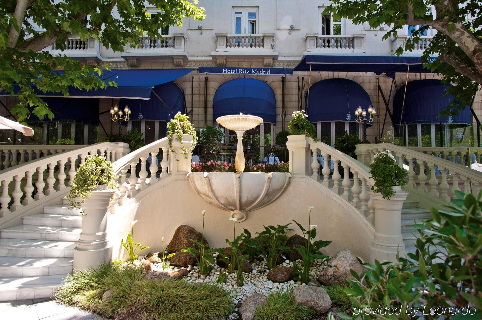 Hotel ritz madrid madrid for Grand hotel de paris madrid